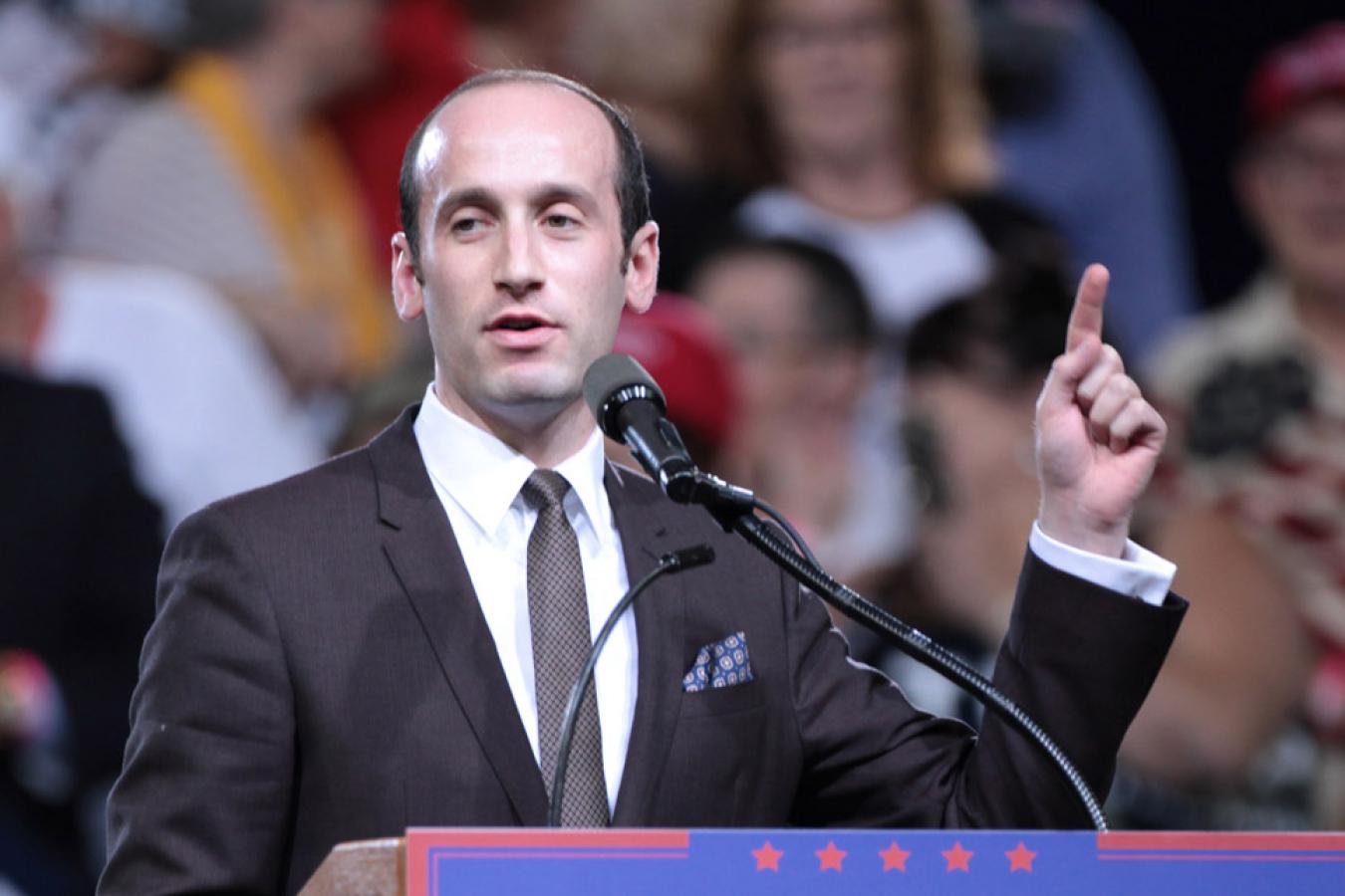 Political Advisor Stephen Miller