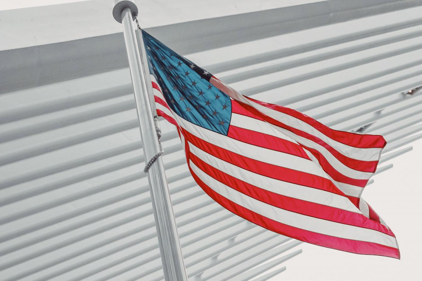 US Flag & Departments