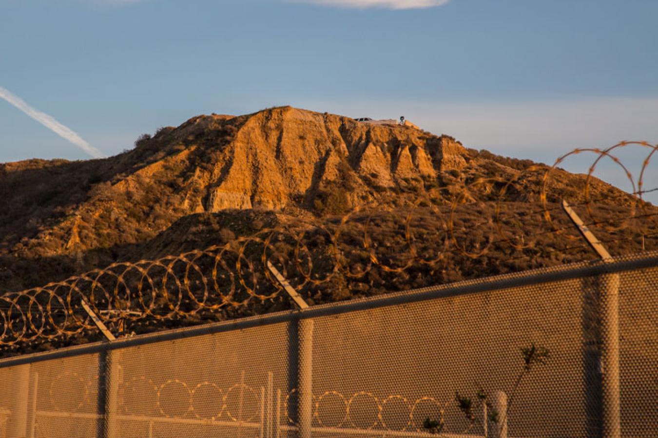 US, Mexico Border